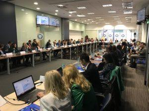 Consultare privind coordonarea strategica a fondurilor europene