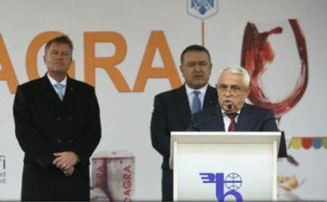Daea: Romania a atras in acest an 3,3 miliarde de euro bani europeni din programele speciale pentru agricultura