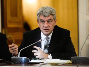 Premierul Tudose intreaba BNR de ce scade cursul leu/euro, dar raspunsul este tocmai la guvern: pentru ca in tara intra de cinci ori mai putine fonduri europene