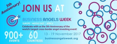 5th Edition of Business Angels Week 13 – 19 November/ Global Entrepreneurship Declaration/WE/Zagreb Connect/ABAN/ and much much more!