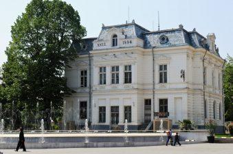 """Peste 4,3 milioane euro finantare nerambursabila pentru revigorarea Galeriei de arta """"Rudolf Schweitzer – Cumpana"""""""