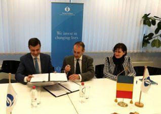 Asistenta tehnica BERD de peste 2,2 milioane euro pentru investitii eficiente in sectorul de apa si canalizare