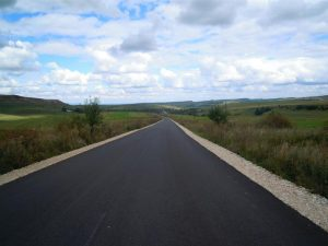 Incepe reabilitarea, cu fonduri europene, a Drumului Bistritei