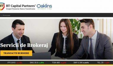 BT Capital Partners a inceput un parteneriat cu americanii de la Cabrera Capital Markets