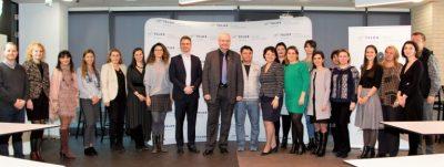 Finantare de 100.000 USD, de la TELUS International Romania Community Board