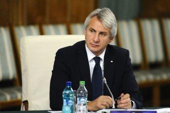 """Ministrul finantelor Eugen Teodorovici cere """"reguli egale"""" pentru investitii in Europa"""