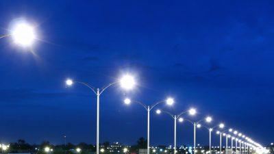 Înscrierea în cadrul Programului de Iluminat public stradal va începe la data de 20 iulie 2020