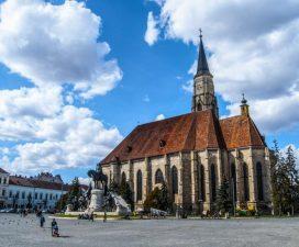 Un simbol al Clujului va fi reabilitat cu fonduri UE. Biserica va fi inchisa 3 ani
