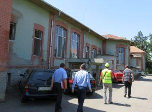 Unitatea medicala de chirugie de la Spitalul Municipal Targu Secuiesc va fi reabilitata cu fonduri nerambursabile