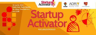 Antreprenoriatul – vector al dezvoltarii in Regiunea Nord-Est