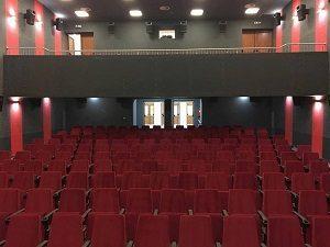 "CNI a inaugurat la Petrosani primul cinematograf din subprogramul ""Sali de cinematograf"""