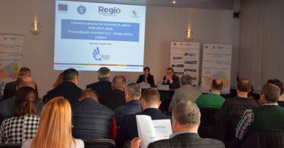 Aproape 21 milioane euro pentru imbunatatirea calitatii vietii cetatenilor din orasele mici si mijlocii