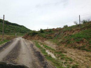 Prahova: Aproape 12 milioane de lei de la Guvern pentru infrastructura distrusa de alunecarile de teren si inundatii