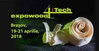 """Expowood 4iTech -""""Digitalizare in industria lemnului, solutii inovative"""""""