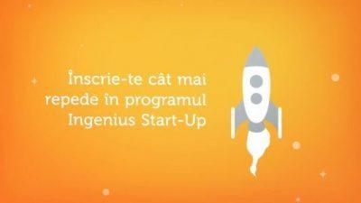 Ingenius Start-Up sau anul antreprenoriatului in Romania