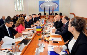 MADR: S-a semnat Protocolul Bilateral de Cooperare Institutionala privind implementarea proiectelor cu fonduri europene pentru agricultura si dezvoltare rurala intre Romania si Croatia