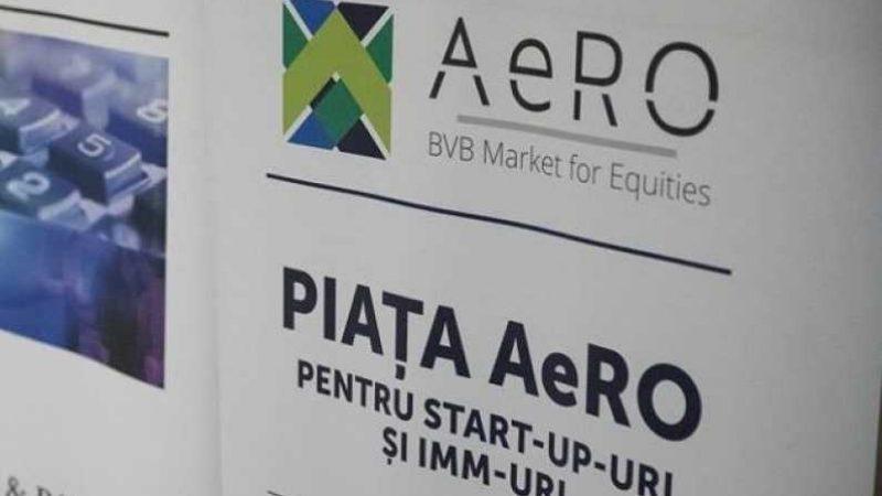 Acţiunile retailerului de materiale de construcţii MAM Bricolaj au început tranzacţionarea pe piaţa AeRO a BVB
