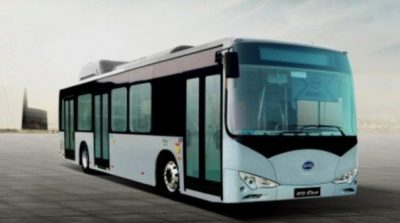 Parc nou de autobuze si troleibuze pentru municipiul Baia Mare, cu finantare prin POR