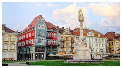"Timisoara a aderat la campania ""Cities4Europe-Europe for citizens"", lansata la Bruxelles"