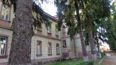 Se modernizeaza cea mai veche cladire de spital din judetul Alba
