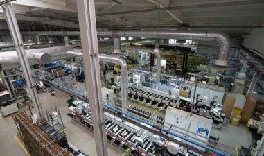 O fabrica din Cluj produce etichete autoadezive de 20 milioane Euro pe an, dupa investitii in tehnologie din fonduri europene