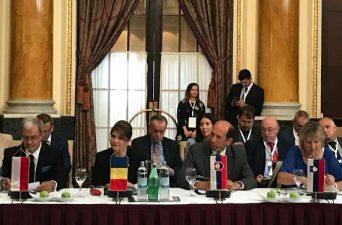 Ministrul Rovana Plumb, la Zagreb: Competitivitatea va ajuta companiile, administratiile si consumatorii sa fructifice mai bine potentialul pietei unice