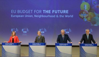 Bugetul UE: oferirea mijloacelor necesare UE pentru a-si indeplini rolul de actor global puternic
