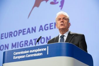Bugetul UE: Comisia propune o suplimentare semnificativa a finantarii pentru consolidarea frontierelor si gestionarea migratiei