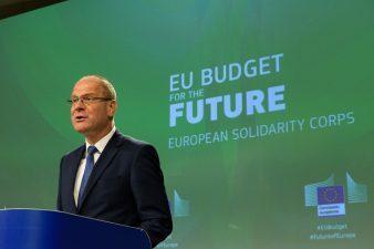 Bugetul UE: 1,26 miliarde euro pentru consolidarea Corpului european de solidaritate
