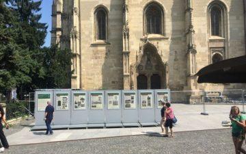 Un simbol al Clujului va fi restaurat cu fonduri europene. Lucrarile costa 5 milioane de euro si vor dura 3 ani