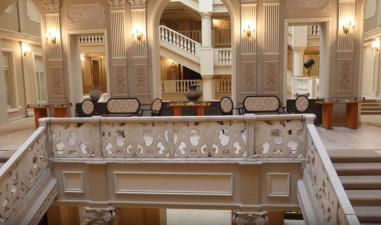 Fonduri europene, pentru cladirea istorica a Teatrului Maria Filotti