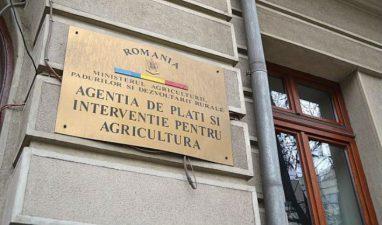 APIA: Peste 55.500 de cereri unice de plată pentru 153.668 de hectare, depuse până în prezent de către fermieri