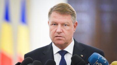 Președintele Klaus Iohannis a semnat decretele de numire a Anei Birchall, Roxanei Mînzatu și Nataliei Intotero, în funcțiile de ministru al Justiției, al Fondurilor Europene și al Românilor de pretutindeni