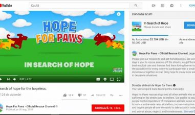 Nou instrument de strangere de bani pe internet: YouTube Giving