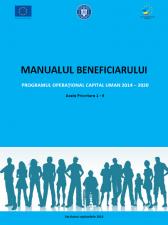 AM POCU publica Manualul Beneficiarului POCU 2014-2020