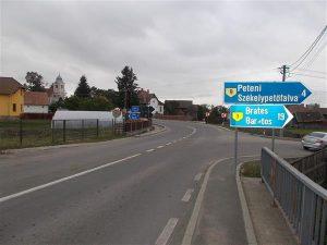 Peste 700 de kilometri din infrastructura rutiera de interes local si regional a fost modernizata prin fonduri europene