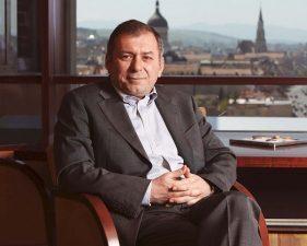 Horia Ciorcila: Sustinerea economiei romanesti prin acces la finantare pentru companii si digitalizarea raman prioritatile Bancii Transilvania