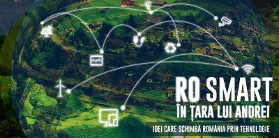 Pana pe 23 octombrie se pot inscrie proiecte de tip SMART CITY in competitia nationala RO SMART in Tara lui Andrei