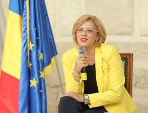 Corina Cretu: Politica de coeziune este garantia cresterii calitatii vietii tuturor cetatenilor europeni