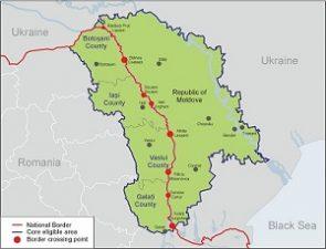 241 de proiecte depuse in cadrul Programului Operational Comun Romania-Republica Moldova 2014-2020
