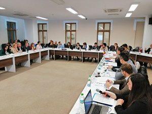Suceava: Reuniunea Comitetului Comun de Monitorizare a Programului Operational Comun Romania-Ucraina 2014-2020