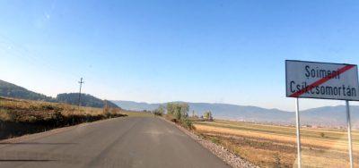 Doua noi proiecte de drumuri finantate din fonduri europene pentru judetul Harghita