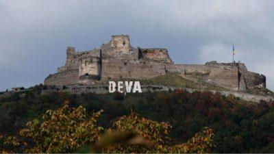 Hunedoara: Incinta 1 a Cetatii Deva va fi reabilitata cu fonduri europene