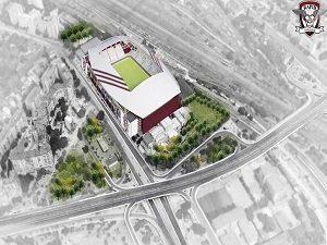 A fost semnat contractul pentru Stadionul Giulesti Valentin Stanescu