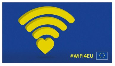 Free Wi-Fi for Europeans
