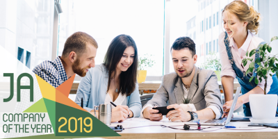 Competitie pentru elevi si studenti: JA COMPANY OF THE YEAR 2019