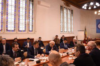 MADR: Sesiune de informare a fermierilor privind preluarea Presedintiei Consiliului UE de catre Romania