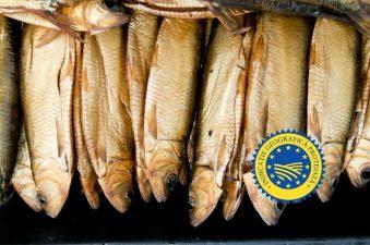 Scrumbia de Dunare afumata, al cincilea produs romanesc recunoscut si protejat in UE