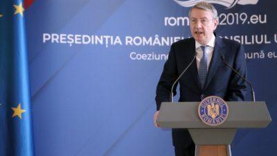 Romania a alocat pana la 80 de milioane de euro pentru Presedintia Consiliului UE
