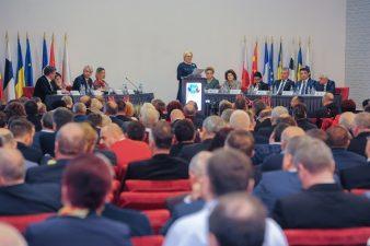 Fondurile europene alocate mediului rural au fost prezentate de ministrul Rovana Plumb la reuniunea Asociației Comunelor din România